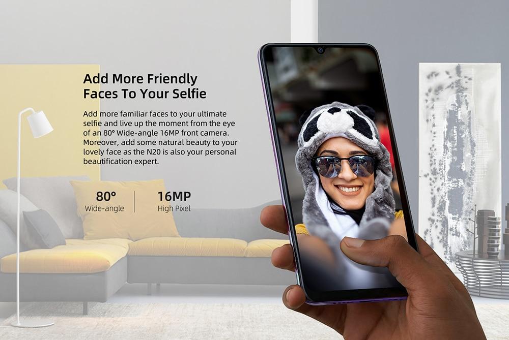 DOOGEE N20 Mobilephone (3)