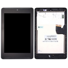 7 inch ips lcd display screen panel n070icn gb1 for asus fonepad hd7 me175 me372cg me372 me372cl k00e k00s me173x High quality For Asus Fonepad 7 / ME372CG / ME372 K00E LCD Screen and Digitizer Full Assembly with Frame