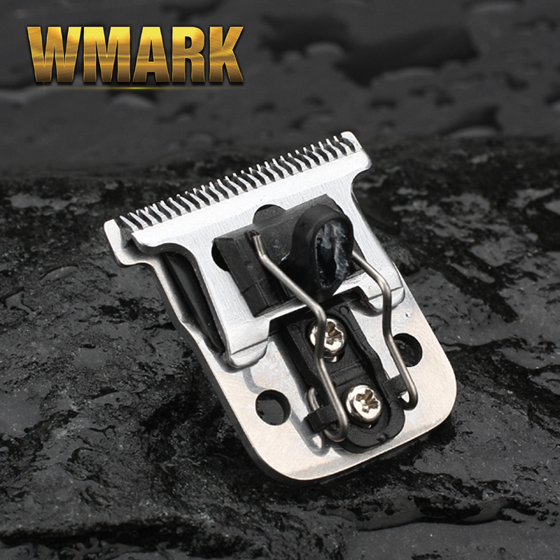 24 Teeth Ceramic Blade For Andis D8 SlimLine Pro Li Hair Clipper Trimmer Replacement T Blade