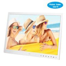 Digital Photo Album DPF-1509T Front Touch Button 15 Inch Digital Photo Frame High Definition Digital Photo Album