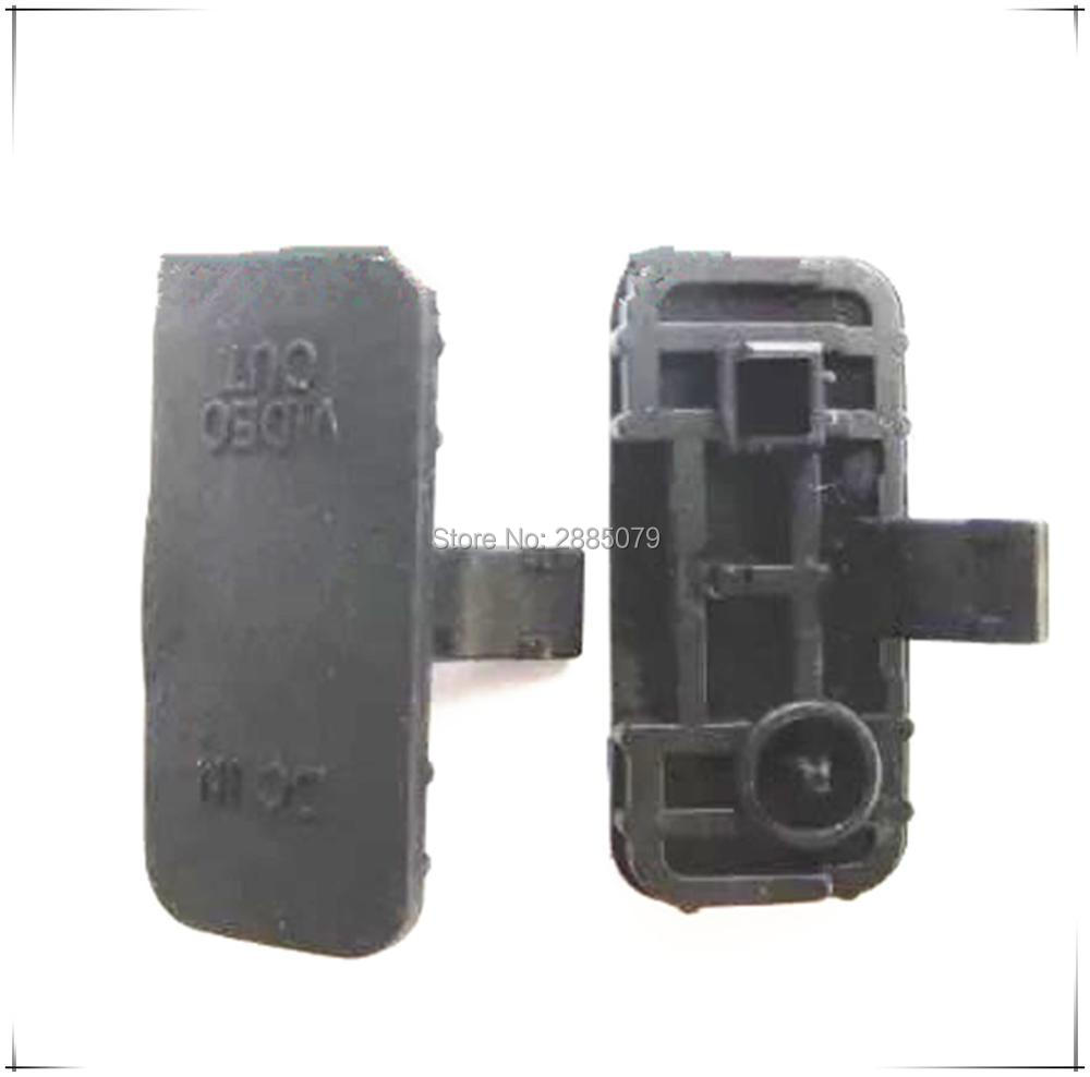 Reparatie Onderdelen Voor Nikon D70 D70S Usb Datakabel Interface Rubber Cover-in Camerahoes van Consumentenelektronica op title=