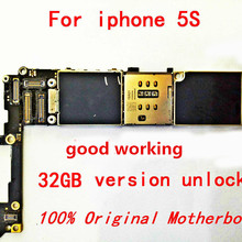 iPhone for 100%Original Gift Apple Unlocked ID And The Logicboard--Tool 5s Without-Touch