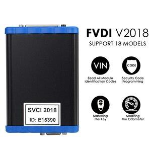 Image 2 - 2019 SVCI 2018 FVDI pełna wersja nie ograniczona Fvdi programator abrites 18 aktualizacja oprogramowania online FVDI 2015/2014 funkcjonalne