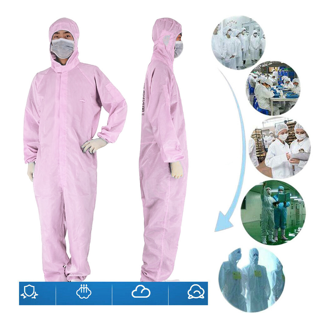 Disposable Protective Clothing as Coverall Medical Uniform and Isolation Suit for Nurse and Doctors 9