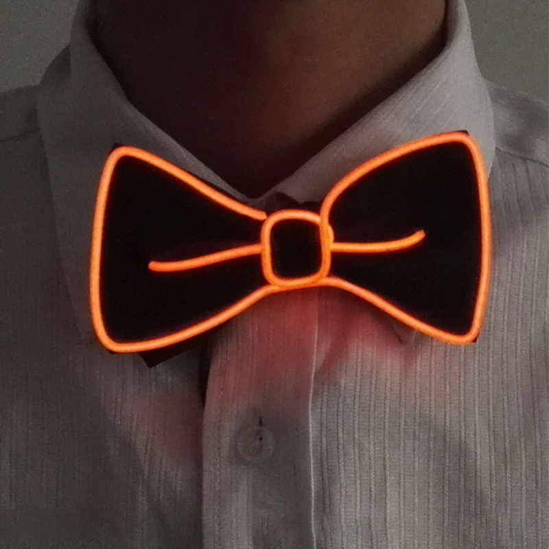 Glowing LED Bow Tie 13