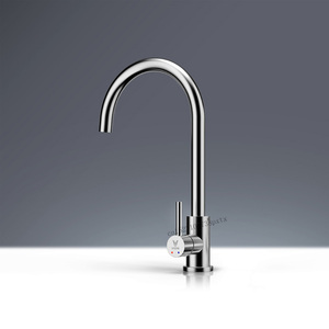 Image 2 - Youpin VIOMI Faucet Kitchen Hot and Cold Dual Control Water Saving Aerator Universal Tube 360 Free Rotation