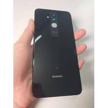 Cover posteriore batteria per Huawei Mate 20 Lite Glass Back Battery Cover Case Rear+Glass Lens For Mate 20 Lite Rear Door 1