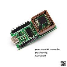Witt Intelligente 9-As Houding Meting Sensor Accelerometer 500Hz High-Rate Gyroscoop Module WT931 Tilt Sensor