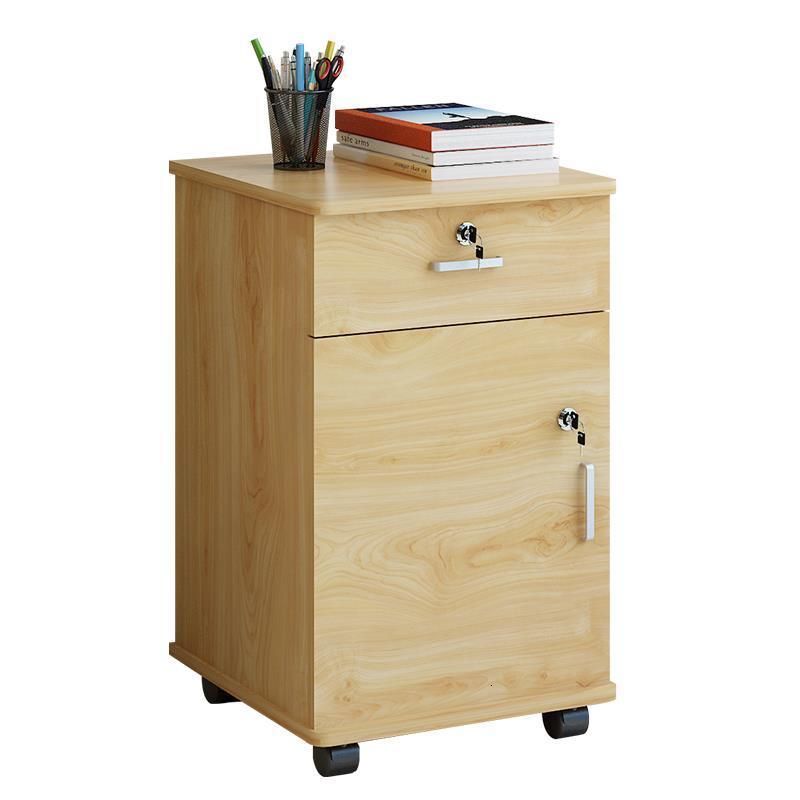 Rangement Meuble Classeur Agenda Caja De Madera Archivero Archivadores Mueble Archivador Para Oficina Filing Cabinet For Office