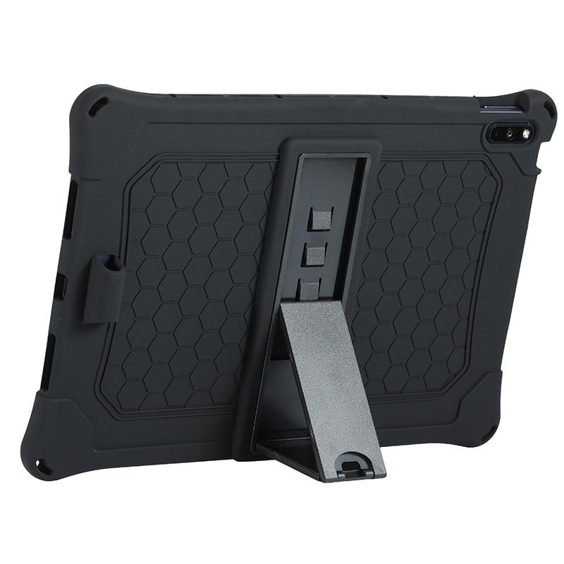 capa protetora anti-gota tablet caso tablet suporte com alça e caneta