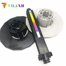 Vilaxh Compatible Paper Spindle Unit replacement for Epson D700 DesignJet For Fujifilm DX100 Plotter Parts