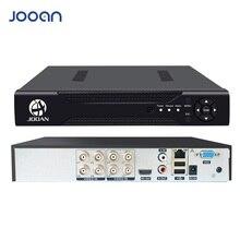 JOOAN 8CH 1080N CCTV AHD DVR QR Code Scan accès rapide, Smartphone , PC accès facile à distance h.264 enregistreur vidéo numérique