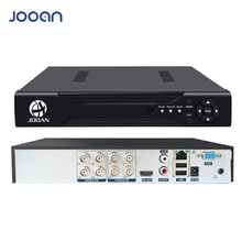 JOOAN 8CH 1080N CCTV AHD DVR qr код сканирования быстрый доступ, смартфон, ПК Легкий Удаленный доступ h.264 цифровой видеорегистратор