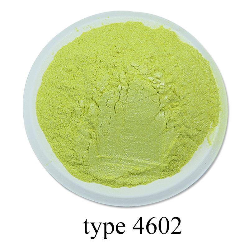 Pigment Pearl Powder Acrylic Paint Type 4602 For Craft Art Automotive Paint Soap Eye Shadow Dye Colorant 50g Mica Powder Pigment