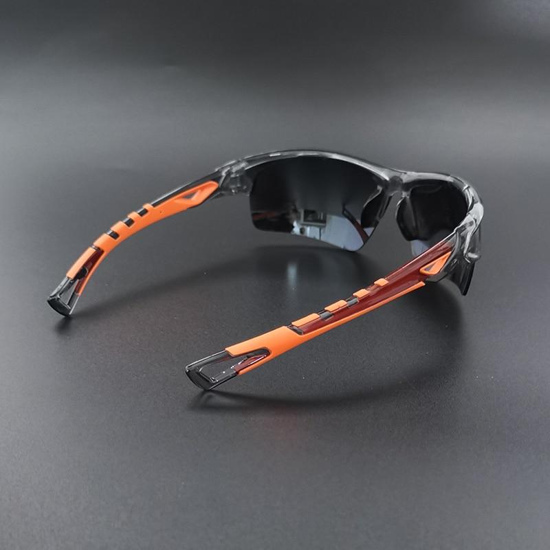 Cyclisme Lunettes MTB Road Vélo Lunettes de soleil Outdoor Sports Running Vélo Eyewear