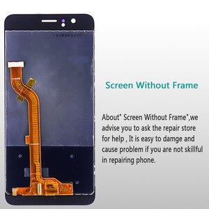 Image 4 - لهواوي الشرف 8 5.2 بوصة LCD عرض تعمل باللمس محول الأرقام الاستشعار الزجاج لوحة الجمعية لهواوي الشرف 8 FRD L19 FRD L09
