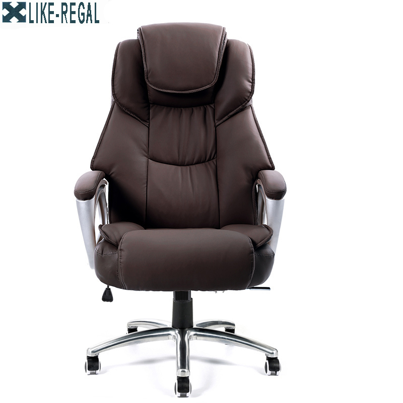 Furniture Office Manager Rotate Armrest Chair