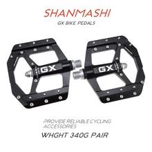 Pedals Bicycle Mountain-Bike SHANMASHI Platform 3-Bearings GX Mtb-Road