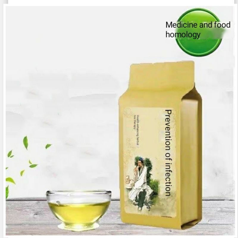 Chinese Herbal-medicine Tea 1 Recipe Improve Immunity And Prevent Infection PPE TCM
