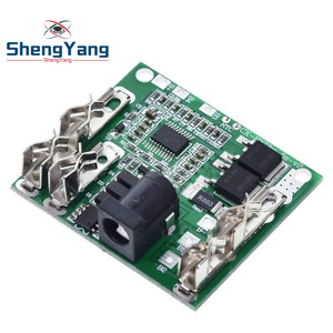 5S 18V 21V 20A Battery Charging Protection Board Li-Ion Lithium Battery Pack Protection Circuit Board BMS Module For Power Tools(China)