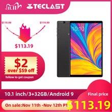 Teclast tablette pc de 1200 pouces P10HD, appels téléphoniques en 4G, Octa Core, 3 go de RAM, 32 go de ROM, IPS1920 * 9.0 SIM, Android 10.1, GPS, 6000mah