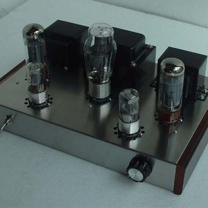 Image 2 - 2019 Nobsound مصنعين بيع عرض خاص 5Z3P + 6N9P + EL34 B شنت أنبوب مضخم الصوت نهاية واحدة مقبض الطاقة 13 واط + 13 واط