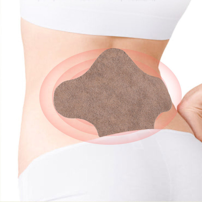 12Pcs Wormwood Back Medical Sticker Lumbar Spine Pain Relief Patch Arthritis Patch Pain Relieving Plaster