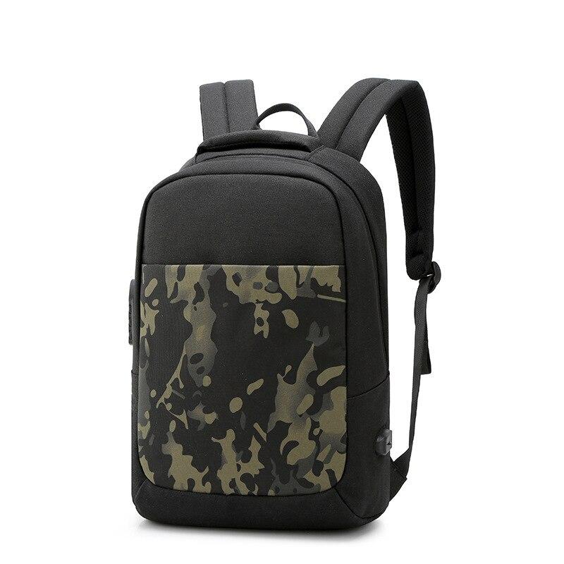 Новый тренд, Школьный Рюкзак Для Путешествий, Противоугонный рюкзак, мужской модный рюкзак для отдыха, сумка для компьютера