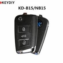1/5/10pcs KEYDIY MQB Stile KD900/KD X2 Programmatore Chiave B/NB Serie di Controllo Remoto KD B15/NB15 Per KD MINI Generater Auto Chiave