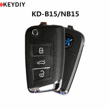 1/5/10 pces keydiy mqb estilo kd900/KD-X2 programador chave b/nb série controle remoto kd b15/nb15 para kd mini generater chave do carro