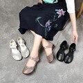 4001090183855 - Sandalias de verano 2020 zapatos de madre sandalias de cuero