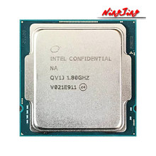 Processeur Intel Core i7 11700 ES QV1J, 8 cœurs, 16 threads, 65W, 16 mo, carte mère B560 Z590, socket 1200 LGA