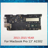 Placa base Original 820-3476-A 820-4924-A para Macbook Pro Retina 13