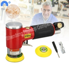 2inch 3inch Mini Air Sander Kit Pad Eccentric Orbital Dual Action Pneumatic Polisher Polishing Buffing Tools For Auto Body