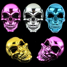 New skull Easter Halloween party Horror mask Creative personality cosplay Adult Performance props kids toys