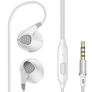 Image 3 - Verhux P10 이어폰 헤드폰 3.5mm Hifi 소음 휴대 전화 용 마이크가있는 스테레오베이스 헤드셋 음악 이어폰