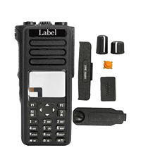 Черный комплект для ремонта чехол для Motorola XPR7550e портативная рация