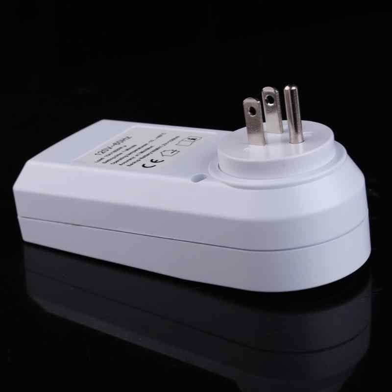 Portable Plug Digital Timer 24 H 7day Minggu Timer LCD Display Waktu untuk Kolam Alat Lampu/TV/ PC/Penggemar/Dapur US/EU Plug