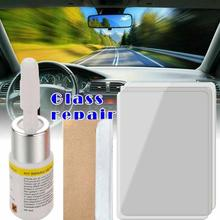Car Windshield Repair tool DIY Window Repair Tools Windscreen Glass Scratch Crack Restore Window Screen resin+blade+strips car windshield repair tool diy window glass repair resin tools windscreen scratch crack restore window screen