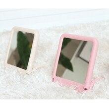2шт многофункциональный зеркало в ванной настенный анти-туман раковиной с полотенцем Хо