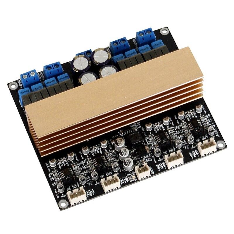 1 pièces Tpa3255 carte amplificateur numérique haute puissance à quatre canaux de classe D