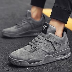 Image 1 - 2020 Fashion Männer Casual Schuhe Turnschuhe Männer Schuhe Neue Chunky Turnschuhe Männer Tennis Schuhe Erwachsene Schuhe 15 Farben Erkek Ayakkabi