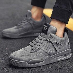 Image 1 - 2020 موضة الرجال حذاء كاجوال أحذية رياضية حذاء رجالي جديد مكتنزة أحذية رياضية الرجال أحذية تنس الكبار 15 ألوان Erkek Ayakkabi