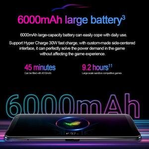 """Image 4 - Novo Asus ROG 3 5G Jogos de Telefone Telefone 6.59 """"12GB de RAM 128GB ROM Snapdragon 865/865 plus octa Núcleo FHD 144Hz + 6000mAh taxa de Telefone Móvel"""