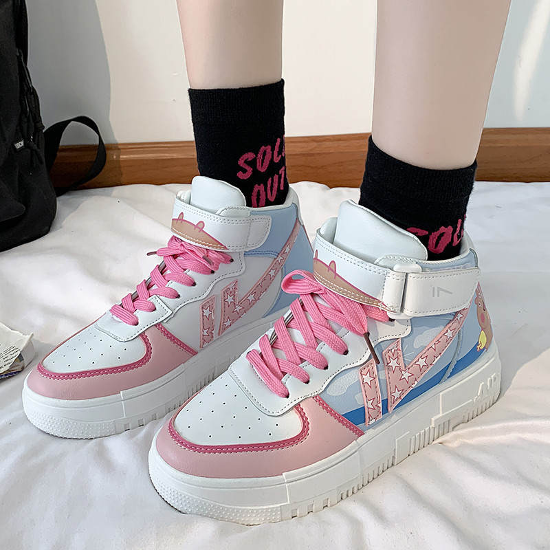 Kawaii New Collection of Spring Shoes 2