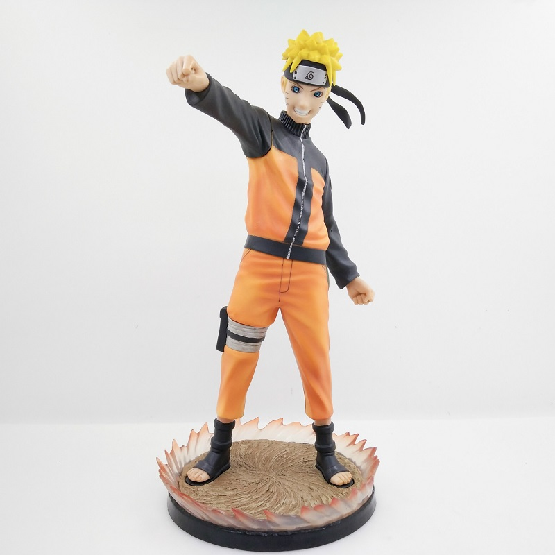 NARUTO SASAUKE NINJA ANIME FIGURE 26 CM SHIPPUDEN UZUMAKI 1/6 SCALE FACE CHANGE PVC ACTION FIGURE COLLECTIBLE MODEL TOY DOLL B19 4