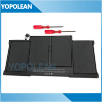 New Laptop Battery For Macbook Air 13 A1369 A1466 7.3V 50Wh 2011 2012 Year A1405 Replacement Battery
