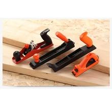 Schäler Hersteller Heiße Verkäufe Holzbearbeitung Eisen Schäler Export Mini Handgemachte Kleine Flugzeug DIY Carpenter Hand Push Hobeln