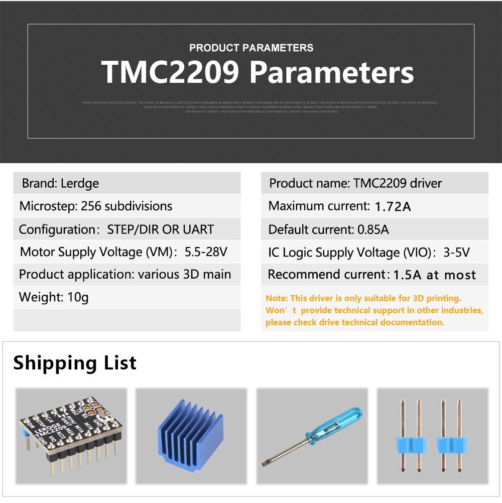 tmc-2209 curret