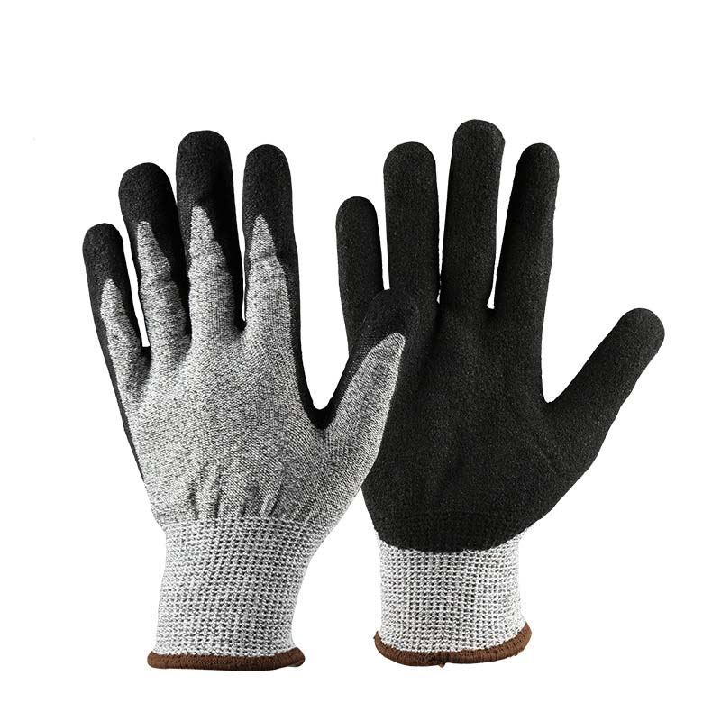 Anti-cut Protective Gloves Wear-resistant Non-slip Polyethylene Protective Gloves